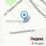Комплексный центр социального обслуживания населения Выборгского района на карте Санкт-Петербурга