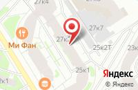 Схема проезда до компании Медиасел в Санкт-Петербурге