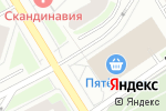 Схема проезда до компании Альянс Премиум Арена в Санкт-Петербурге