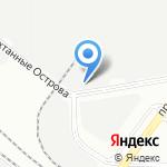 СЗЛК на карте Санкт-Петербурга