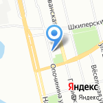 ФАРМиндекс на карте Санкт-Петербурга