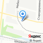 ТрансСтройМатериалы на карте Санкт-Петербурга