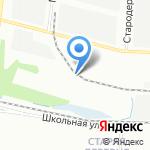 Пункт приема цветного металла на карте Санкт-Петербурга
