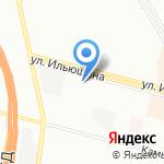 Пожарно-спасательная часть №53 на карте Санкт-Петербурга