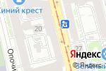 Схема проезда до компании Библиотека №4 в Санкт-Петербурге