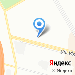 Акваскиппер на карте Санкт-Петербурга