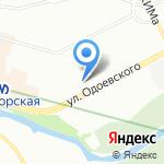 Кима-4 на карте Санкт-Петербурга
