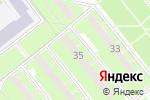 Схема проезда до компании FASHION LOOK в Санкт-Петербурге
