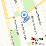 Трактир на карте Санкт-Петербурга