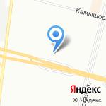 Ляванги на карте Санкт-Петербурга