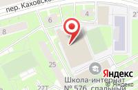 Схема проезда до компании Империя Форум в Санкт-Петербурге