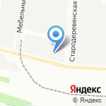 Fibertool на карте Санкт-Петербурга
