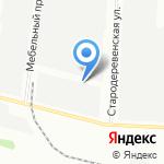МотоРесурс на карте Санкт-Петербурга