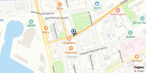 Банк СанктПетербург  Дополнительный офис Гаванский