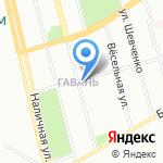 Тренинговый Центр Татьяны Чурсиной на карте Санкт-Петербурга