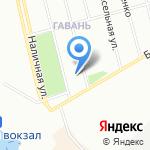Комплексный центр Василеостровского района на карте Санкт-Петербурга