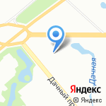 СОГАЗ-Мед на карте Санкт-Петербурга