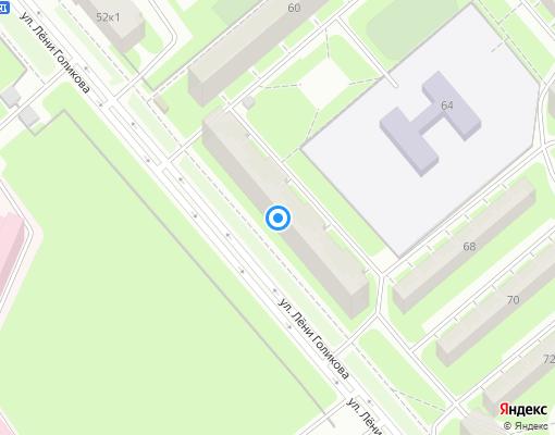 Жилищно-строительный кооператив «ЖСК-436» на карте Санкт-Петербурга