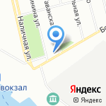 Fillart House на карте Санкт-Петербурга