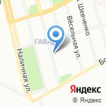 Оазис на карте Санкт-Петербурга