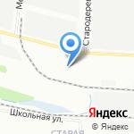ГРАДПРОЕКТ на карте Санкт-Петербурга