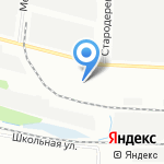 Графт на карте Санкт-Петербурга