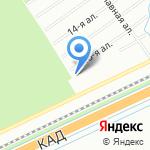 Пропан СпБ на карте Санкт-Петербурга