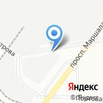 Инфо-кар плюс на карте Санкт-Петербурга