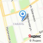 Плутон Холдинг на карте Санкт-Петербурга