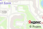 Схема проезда до компании Мир горячих путевок в Санкт-Петербурге