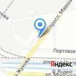 ПокрышкинЪ на карте Санкт-Петербурга