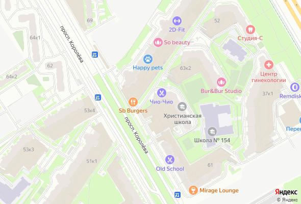 жилой комплекс Юбилейный квартал