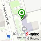 Местоположение компании Санкт–Петербургский Институт Бизнеса и Инноваций, АНО ДПО