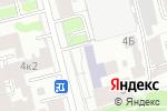 Схема проезда до компании Региональное объединение ветеранов военной контрразведки Западного военного округа в Санкт-Петербурге