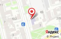 Схема проезда до компании Уникумпласт Северо-Запад в Санкт-Петербурге