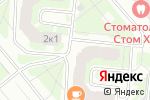 Схема проезда до компании Tropical island в Санкт-Петербурге