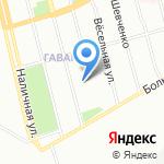 АвтоАВК на карте Санкт-Петербурга