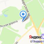 РусЛесенка на карте Санкт-Петербурга