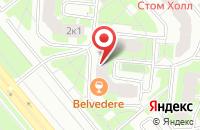 Схема проезда до компании Экспертмедиапресс в Санкт-Петербурге