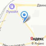 АНГСТРЕМ ТРЕЙДИНГ на карте Санкт-Петербурга