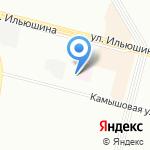 А24 на карте Санкт-Петербурга
