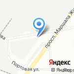СВАРГОН на карте Санкт-Петербурга