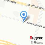 ЛЕЛЯ ЛАНК на карте Санкт-Петербурга