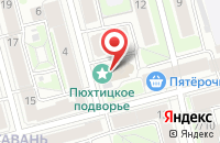 Схема проезда до компании Медиа.Ру в Санкт-Петербурге