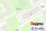 Схема проезда до компании Клиника Позвоночника доктора Разумовского в Санкт-Петербурге