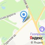 Камоника на карте Санкт-Петербурга