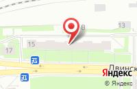 Схема проезда до компании Петробалт в Санкт-Петербурге