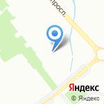 Средняя общеобразовательная школа №277 на карте Санкт-Петербурга