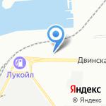 Почтовое отделение №35 на карте Санкт-Петербурга