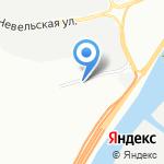 Универсал СПб на карте Санкт-Петербурга